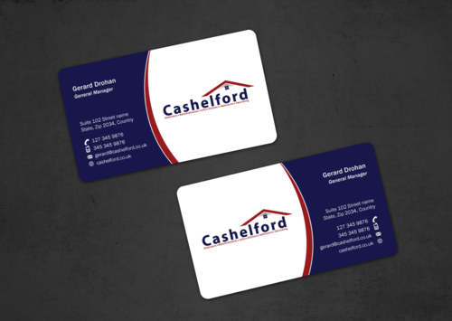 cashelford ltd Business Cards and Stationery  Draft # 50 by einsanimation