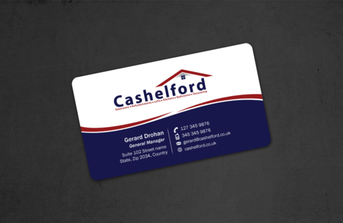 cashelford ltd Business Cards and Stationery  Draft # 49 by einsanimation