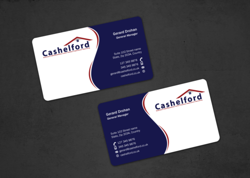 cashelford ltd Business Cards and Stationery  Draft # 51 by einsanimation