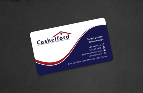 cashelford ltd Business Cards and Stationery  Draft # 53 by einsanimation