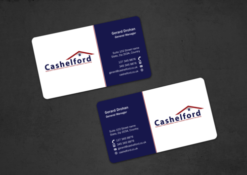 cashelford ltd Business Cards and Stationery  Draft # 54 by einsanimation