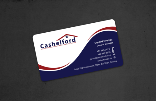cashelford ltd Business Cards and Stationery  Draft # 55 by einsanimation