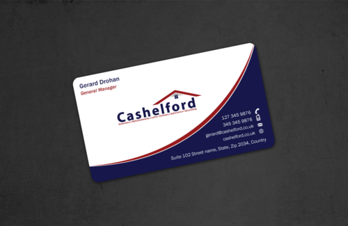 cashelford ltd Business Cards and Stationery  Draft # 57 by einsanimation