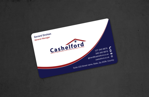 cashelford ltd Business Cards and Stationery  Draft # 56 by einsanimation
