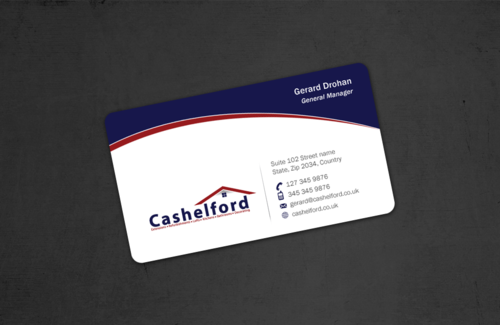 cashelford ltd Business Cards and Stationery  Draft # 60 by einsanimation