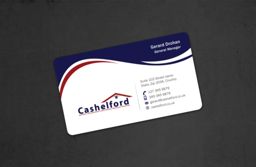 cashelford ltd Business Cards and Stationery  Draft # 59 by einsanimation