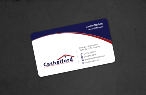 cashelford ltd Business Cards and Stationery  Draft # 58 by einsanimation