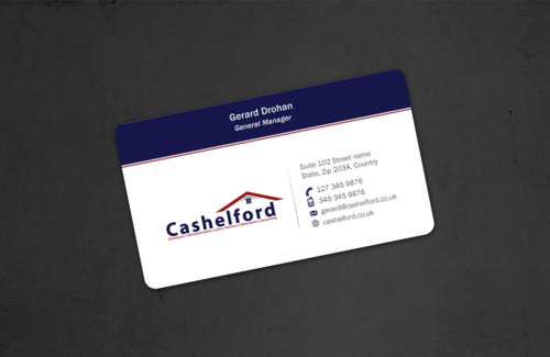 cashelford ltd Business Cards and Stationery  Draft # 61 by einsanimation