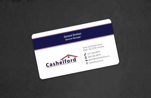 cashelford ltd Business Cards and Stationery  Draft # 62 by einsanimation