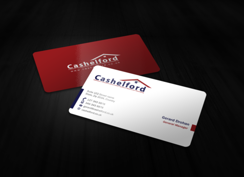 cashelford ltd Business Cards and Stationery  Draft # 64 by einsanimation