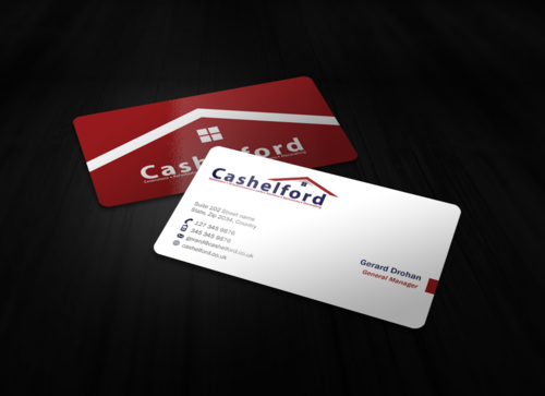 cashelford ltd Business Cards and Stationery  Draft # 65 by einsanimation