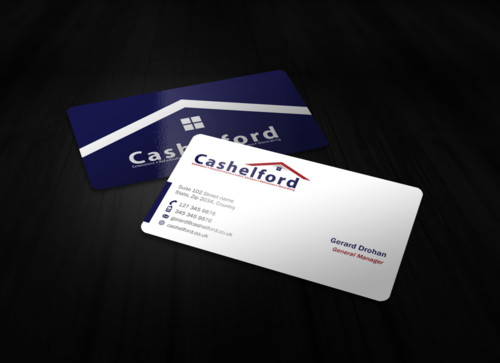 cashelford ltd Business Cards and Stationery  Draft # 66 by einsanimation