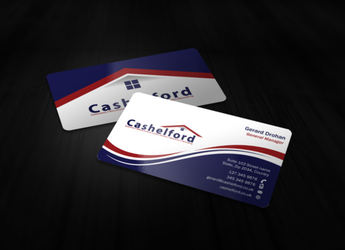 cashelford ltd Business Cards and Stationery  Draft # 67 by einsanimation
