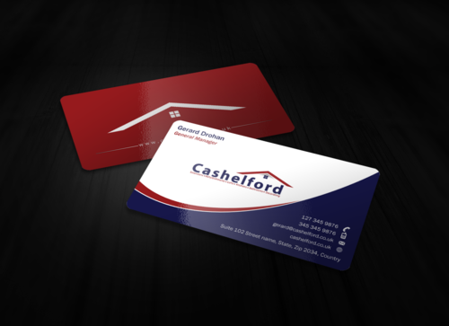 cashelford ltd Business Cards and Stationery  Draft # 68 by einsanimation