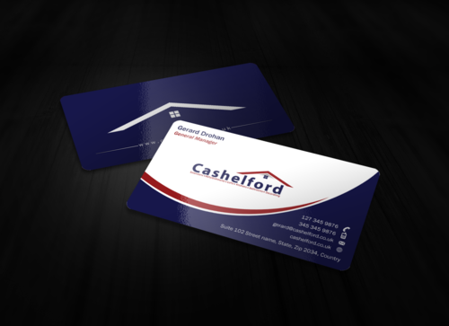 cashelford ltd Business Cards and Stationery  Draft # 69 by einsanimation