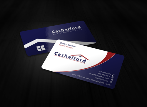 cashelford ltd Business Cards and Stationery  Draft # 70 by einsanimation