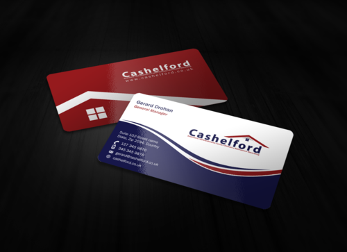 cashelford ltd Business Cards and Stationery  Draft # 72 by einsanimation
