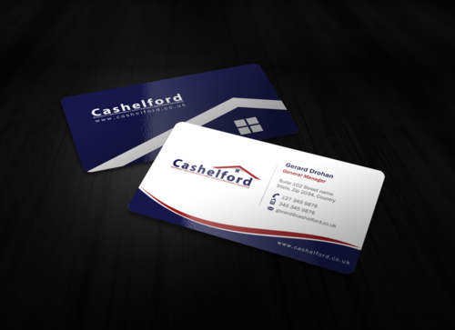 cashelford ltd Business Cards and Stationery  Draft # 71 by einsanimation