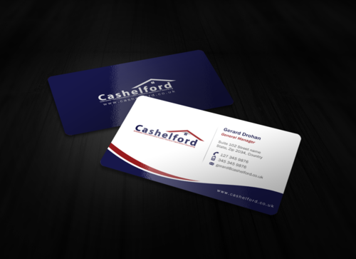 cashelford ltd Business Cards and Stationery  Draft # 73 by einsanimation