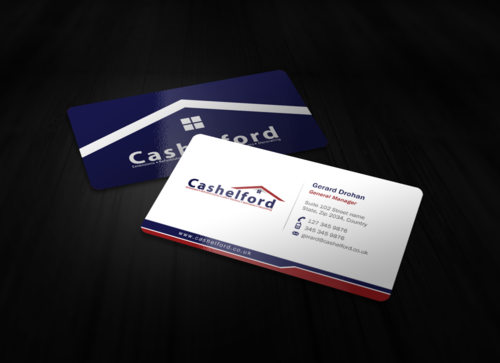 cashelford ltd Business Cards and Stationery  Draft # 76 by einsanimation