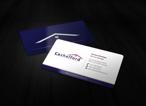 cashelford ltd Business Cards and Stationery  Draft # 78 by einsanimation