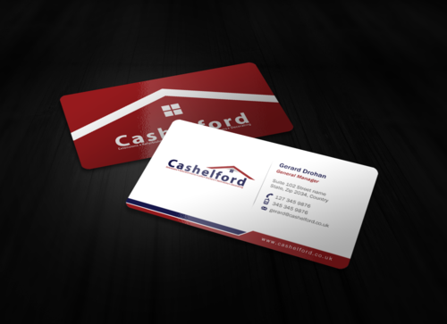 cashelford ltd Business Cards and Stationery  Draft # 77 by einsanimation