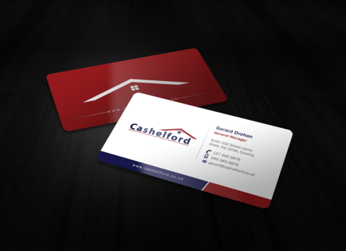 cashelford ltd Business Cards and Stationery  Draft # 79 by einsanimation