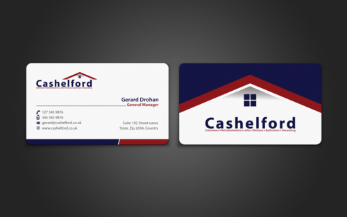 cashelford ltd Business Cards and Stationery  Draft # 104 by einsanimation