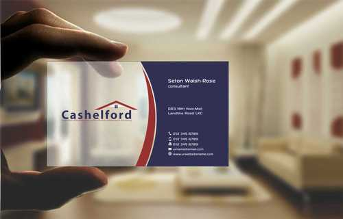 cashelford ltd Business Cards and Stationery  Draft # 153 by Dawson