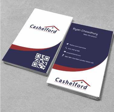 cashelford ltd Business Cards and Stationery  Draft # 190 by Dawson