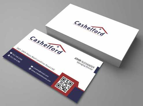 cashelford ltd Business Cards and Stationery  Draft # 194 by Dawson