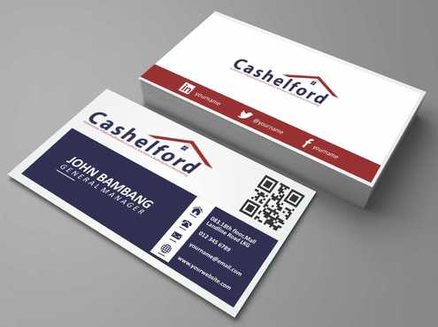 cashelford ltd Business Cards and Stationery  Draft # 199 by Dawson