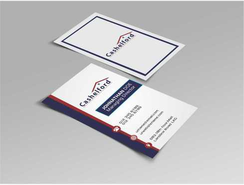 cashelford ltd Business Cards and Stationery  Draft # 202 by Dawson