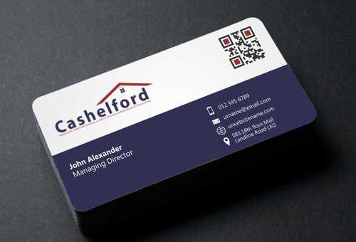 cashelford ltd Business Cards and Stationery  Draft # 203 by Dawson