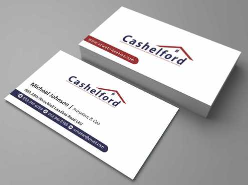 cashelford ltd Business Cards and Stationery  Draft # 204 by Dawson