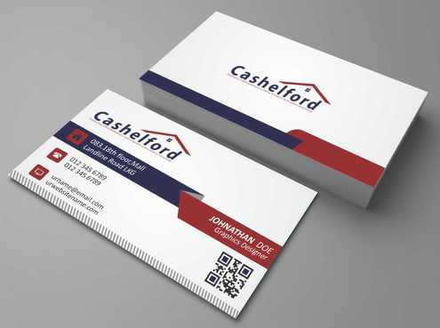 cashelford ltd Business Cards and Stationery  Draft # 205 by Dawson