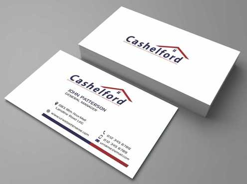 cashelford ltd Business Cards and Stationery  Draft # 206 by Dawson