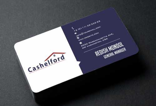 cashelford ltd Business Cards and Stationery  Draft # 207 by Dawson