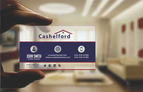 cashelford ltd Business Cards and Stationery  Draft # 208 by Dawson