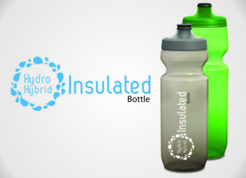 Design Logo for Insulated Bottle Other  Draft # 37 by OSSDesign