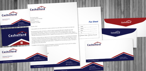 cashelford ltd Business Cards and Stationery  Draft # 212 by sevensky