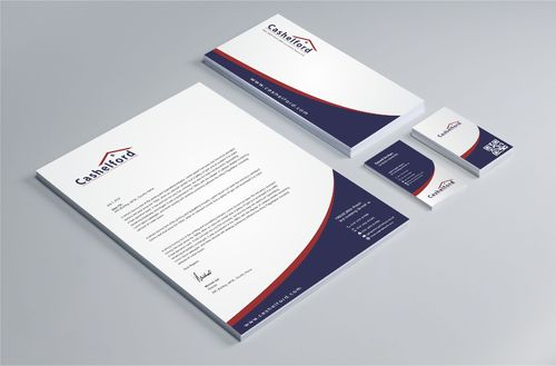 cashelford ltd Business Cards and Stationery  Draft # 214 by Dawson