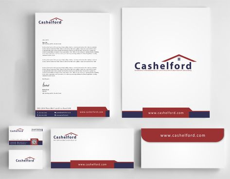 cashelford ltd Business Cards and Stationery  Draft # 215 by Dawson