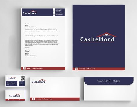 cashelford ltd Business Cards and Stationery  Draft # 217 by Dawson