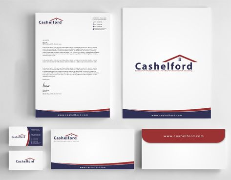 cashelford ltd Business Cards and Stationery  Draft # 216 by Dawson