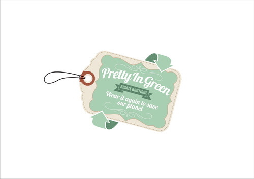Pretty In Green Resale Boutique Marketing collateral  Draft # 62 by ARdes