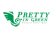 Pretty In Green Resale Boutique Marketing collateral  Draft # 72 by pEpic