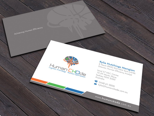 Amend the logo and create card and Stationary