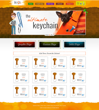 KeyZe Complete Web Design Solution  Draft # 40 by dwsparesh