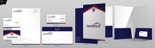 cashelford ltd Business Cards and Stationery Winning Design by einsanimation
